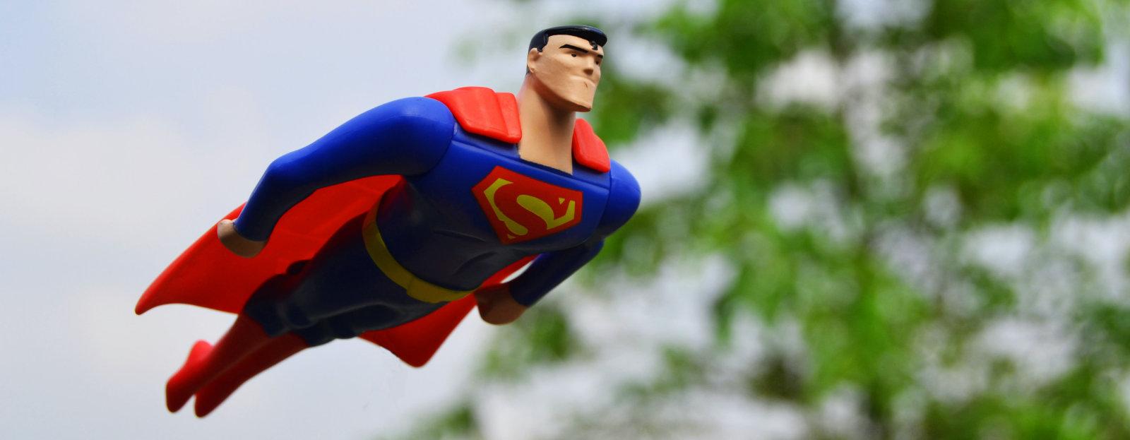 Superman! (I am not…)
