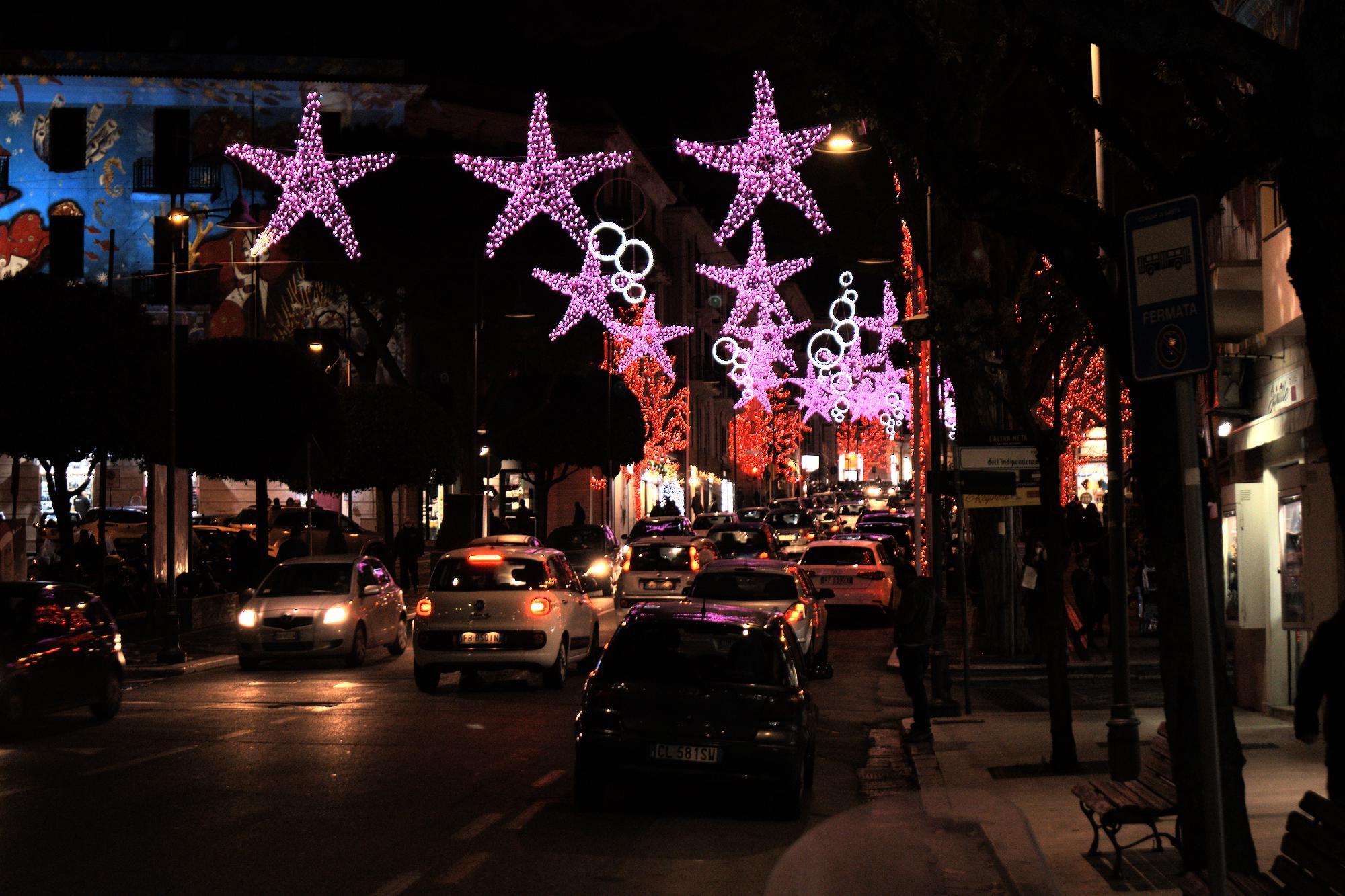 Photos: Gaeta's Festival of Lights